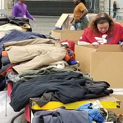 Coat Drive For Veterans In Need